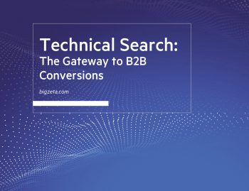 Technical Search: The Gateway to B2B Conversions